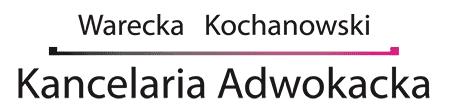 Warecka Kochanowski Kancelaria Adwokacka